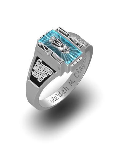 Ze'dah 's Americana Ring