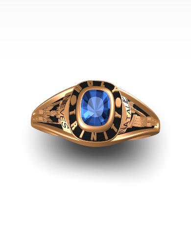 Natalie's Princess (Square) Ring