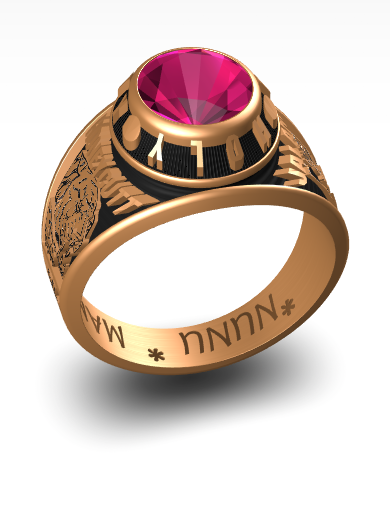 jalante 's Century (Oval) Ring