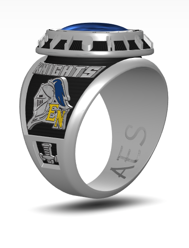 Olivia's All-Star Ring