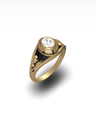 Mya's Princess (Oval) Ring