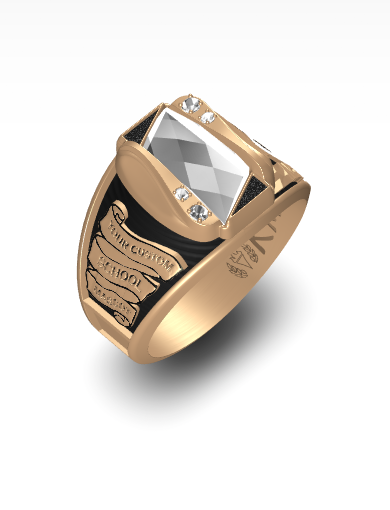 Kyra's Conquest Ring