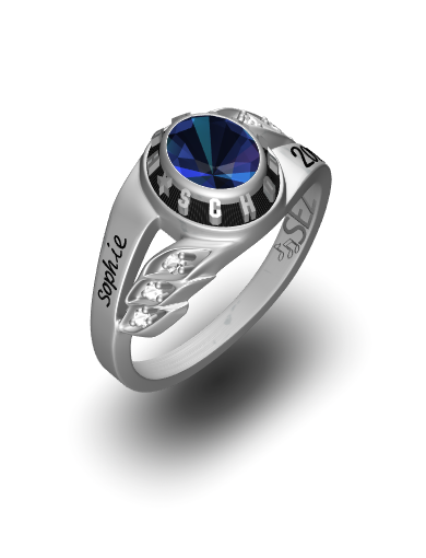 Sophie's Captiva Oval Ring