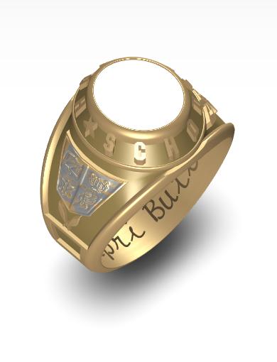 Capri's Princess (Oval) Ring