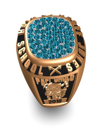 Jacquez's Boss Ring