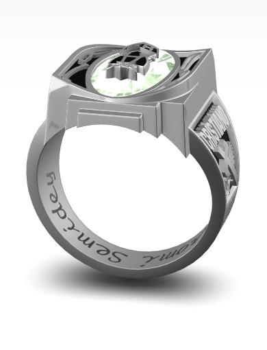 Jeromi's Calypso Ring