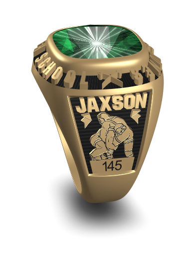 Jaxson's Titan Ring
