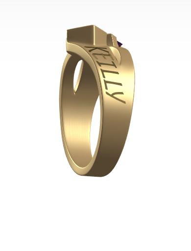 Keilly's Harmony Ring