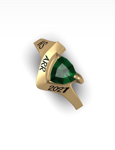 Adriana's Trilogy Ring