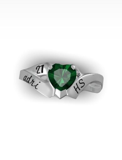 Adriana's Crush Ring