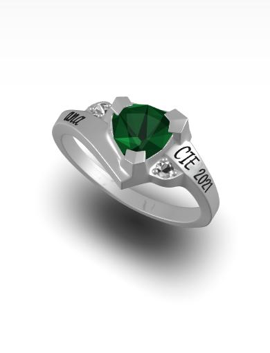 Adriana's Trinity Ring