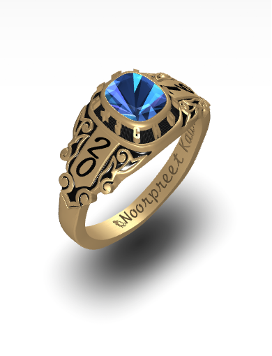 Rhapsody Square Ring