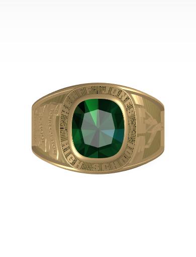 Brianna's Century (Square) Ring