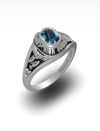 Princess (Square) Ring