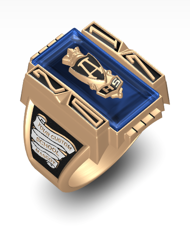 Americana Ring