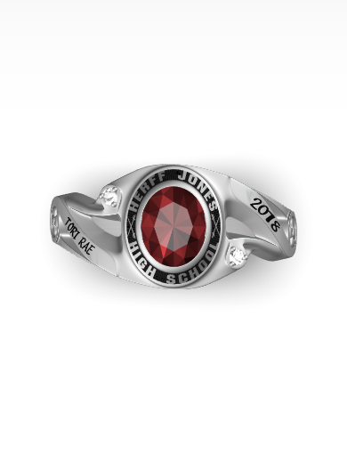 Cecelia Oval Ring