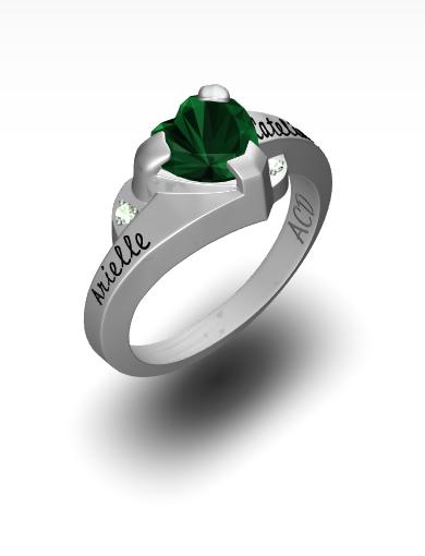 Arielle's Valentine Ring