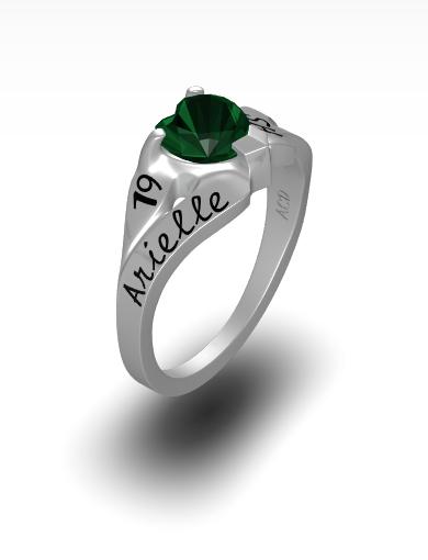 Arielle's Crush Ring
