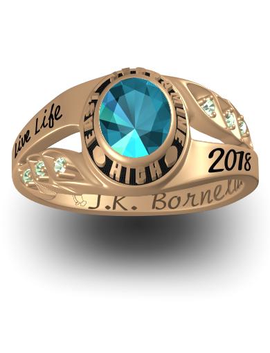 jose-ketsia's Captiva Oval Ring