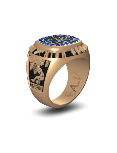 Andres 's Prodigy Ring