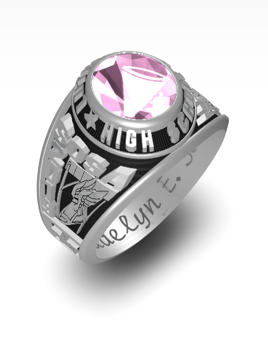 Madelyn 's Century (Oval) Ring