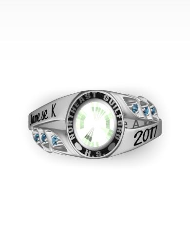 Captiva Oval Ring
