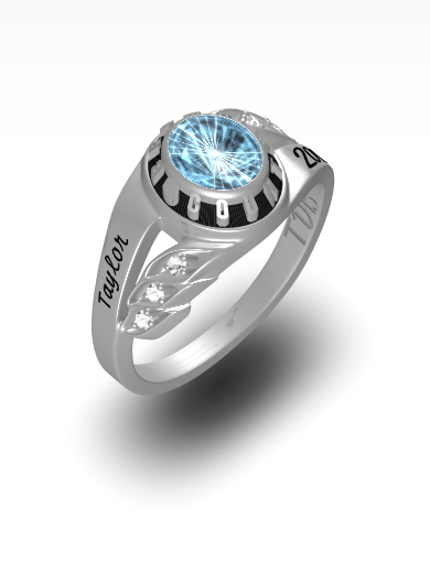 Captiva Oval Ring