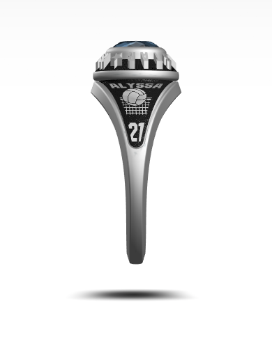 DERRICK's Princess (Oval) Ring
