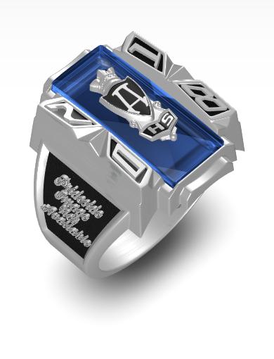 Jade Alexis's Phoenix Ring