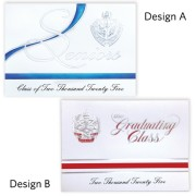 Traditional Graduation Announcements
