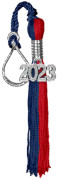 Mini Tassel Keychain