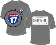 T-Shirts - 2017 Senior T-Shirt