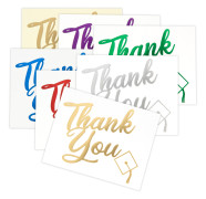 Traditional Thank You Notes