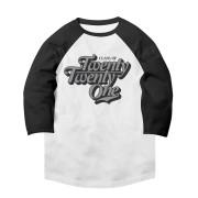 Raglan T-Shirt 2021 Xxl-Xxxl