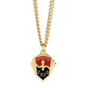 Class Jewelry - Pendant with 24