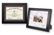 Diploma Signature Frame