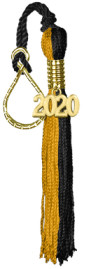 Mini Tassel with Keyring