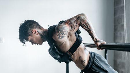 Muscle Builder Calisthenics & Weighted Calisthenics Program