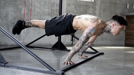Complete Full Planche Program For All Levels