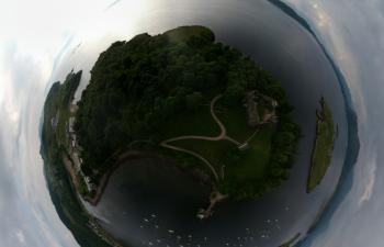 Scotland, Dunstaffnage Castle