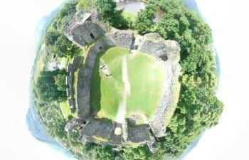 Scotland, Old Inverlochy Castle