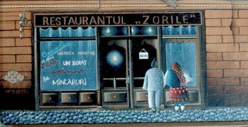 Restaurantul Zorile