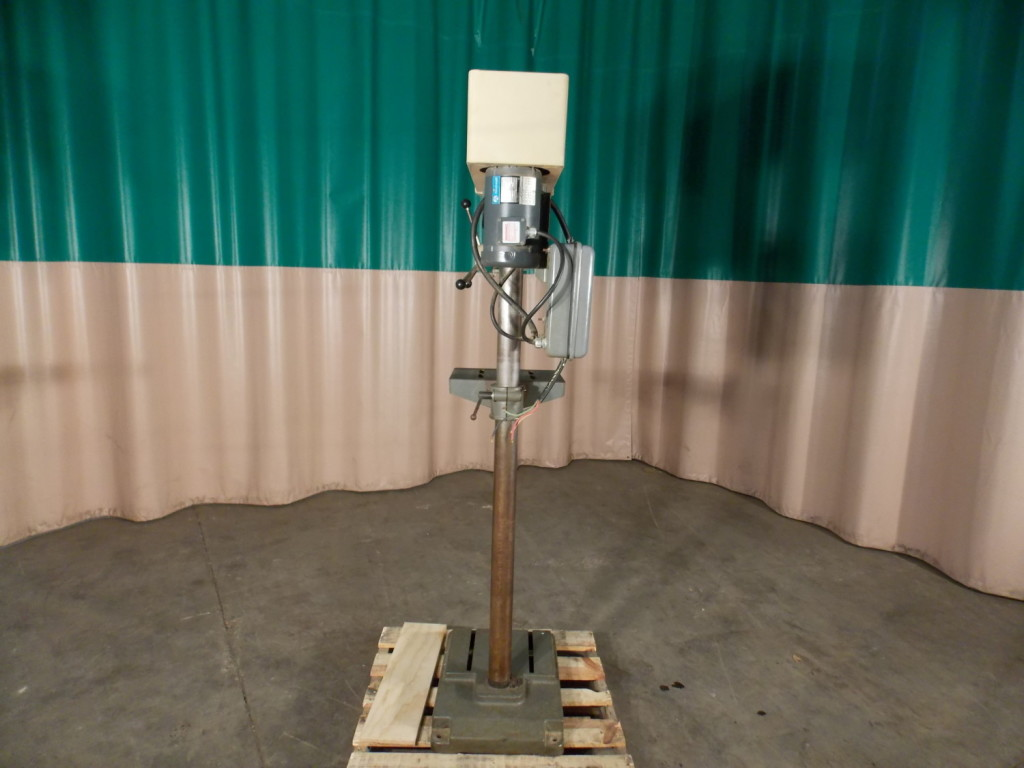 Used Rockwell Model 15 665 15 Quot Variable Speed Drill Press