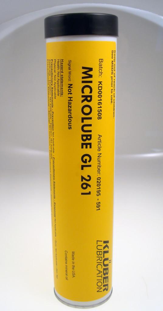 Kluber lube GL261 Plain Rolling Bearing Grease | Hermance