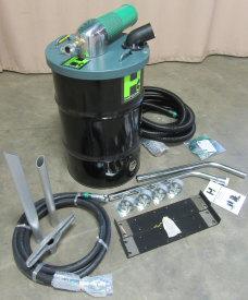 Hafcovac Hv 30 1510x 30 Gallon Vacuum Hermance