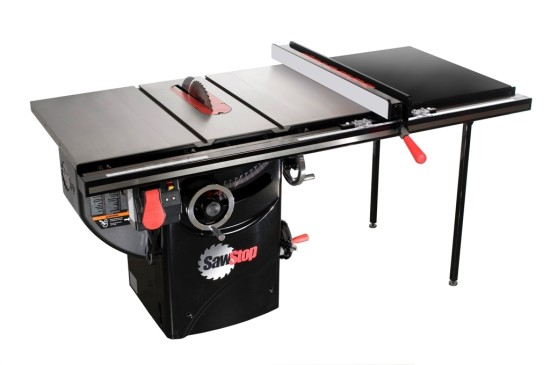 Sawstop Pcs31230 10 Quot 3hp Professional Cabinet Saw Hermance