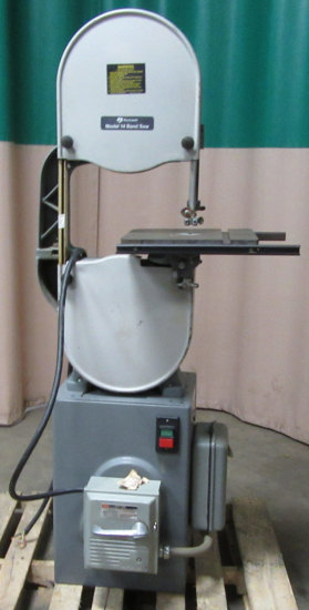 Used Rockwell 14 Quot Band Saw