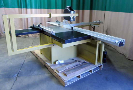 Used Powermatic Hps126 Sliding Table Saw