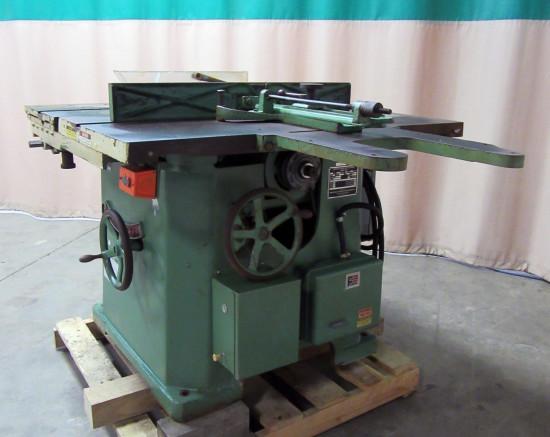 Used Northfield sliding saw