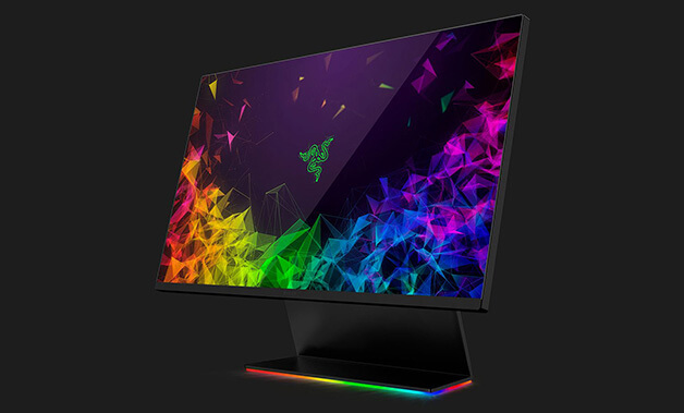 Razer launches its first monitor: Raptor